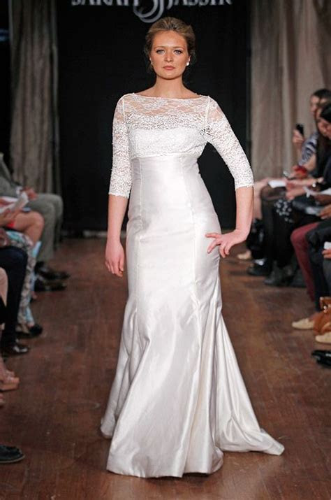 This #wedding dress from Sarah Jassir is great for a