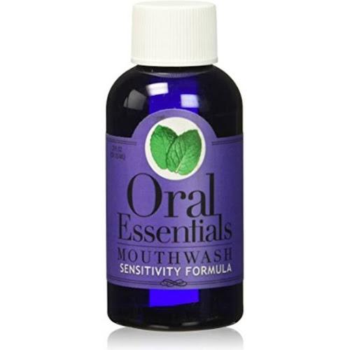 Oral Essentials Mouthwash Sensitivity Formula