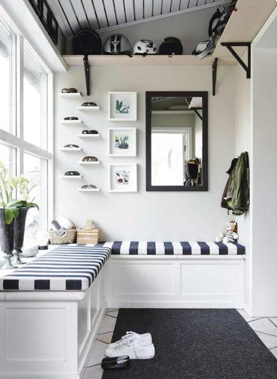 Today's idea is all about your mudroom | Decogirl Montreal | Home ...