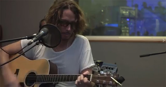Chris Cornell's Acoustic Rendition of 'Nothing Compares 2 U' by Prince is Beautiful