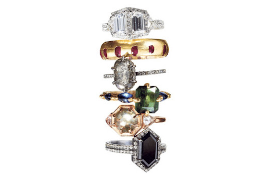 The changing rules of engagement jewelry can mean proposing with a vintage Rolex instead of a diamond ring