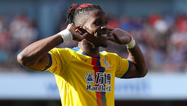 Wilfried Zaha Tells Crystal Palace He Wants to Leave
