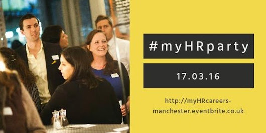 myHRcareers Manchester: HR Networking Party!