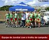 Jundiaí é campeã do Valeparaibano de ciclismo 2010 no sub 30 e elite feminina