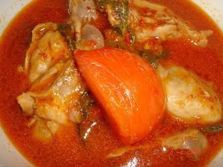 Resepi Asam Pedas Ayam Daun Limau Purut Resepi Ayam K
