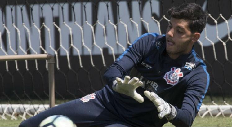 Matheus Vidotto tem contrato com o Corinthians até dezembro desse ano / Foto: agência Corinthians