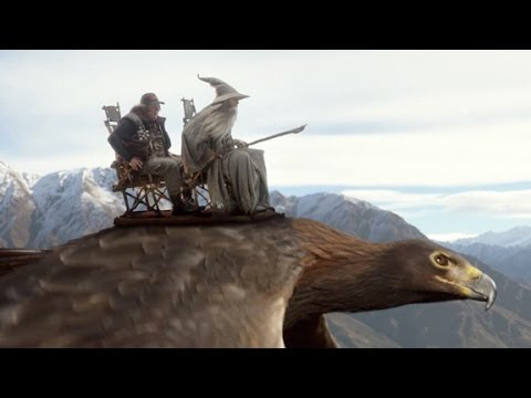 The Most Epic Safety Video Ever Made #airnzhobbit - YouTube