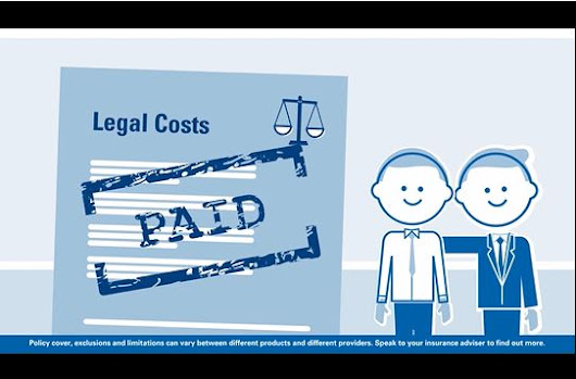 Video - Commercial Legal Expenses Insurance - Bluestone Insurance Cirencester