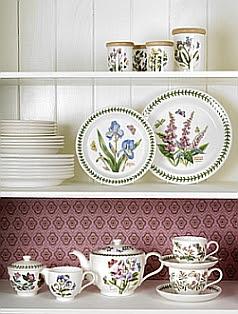 Botanic Garden Design © Portmeirion Potteries Ltd.