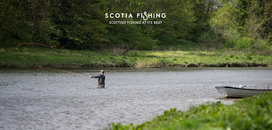 River Tweed Fishing Guide and Fly Fishing Instructor