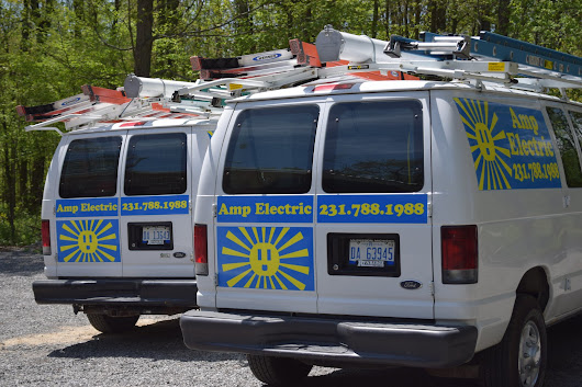 Is Amp Electric a residential or commercial electrician?