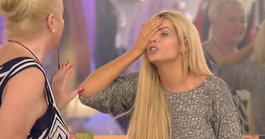 Nicola McLean is virtually BLIND in one eye and hits back at 'lazy eye' trolls