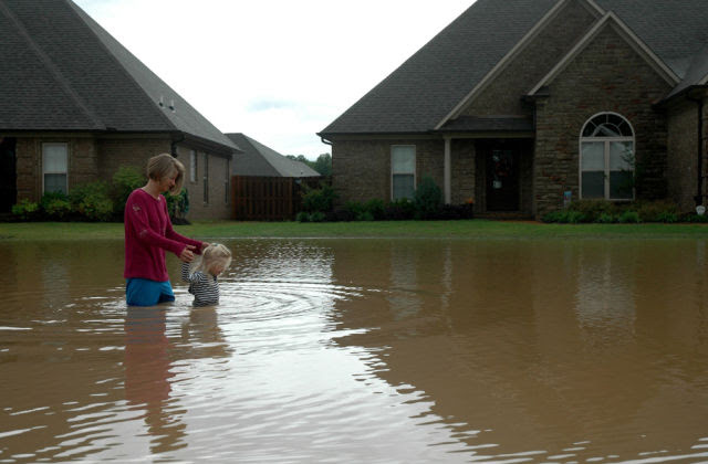 The USA Flooding in Pictures (50 pics)