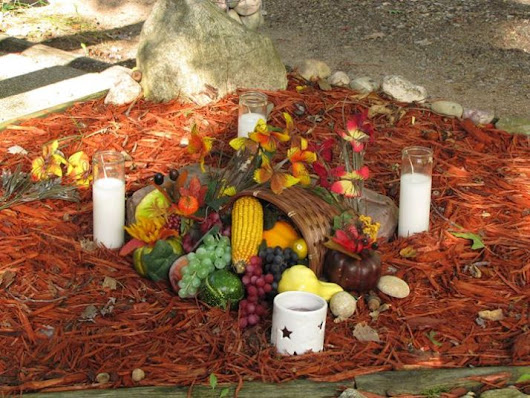 Mabon: Spinning Down, Spiraling | Tenders of the Earth Temple