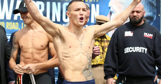 Lee Selby Vs. Josh Warrington Results: Winner, Analysis And Twitter Reaction