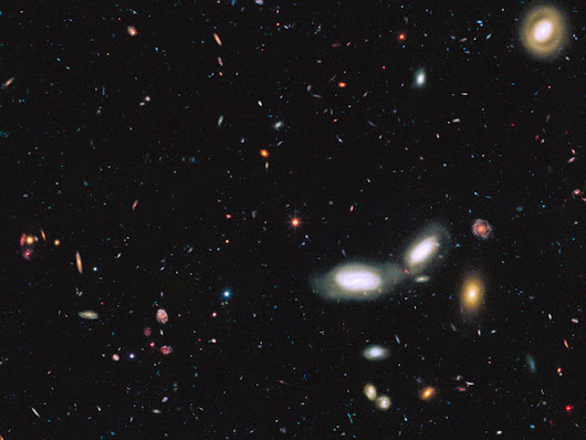 Observable universe contains ten times more galaxies than previously thought – Astronomy Now