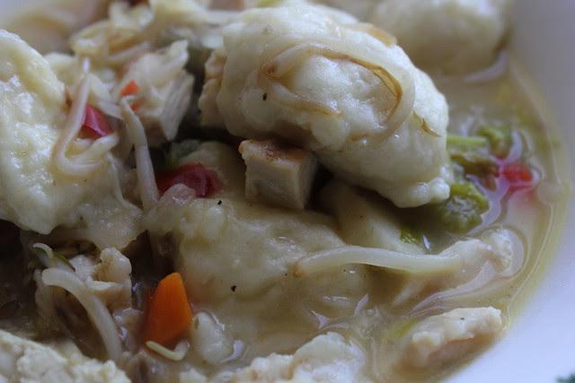 Cheater Chicken and Dumplings