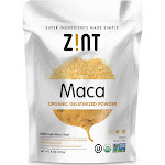 Zint Organic Maca Gelatinized Powder, 8 oz