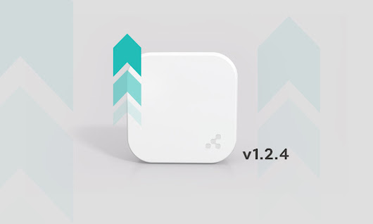 Gateway v1.2.4 Works Faster and More Efficiently - Kontakt.io