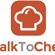Talk To Chef ~ Seriously Cool Foodie Website