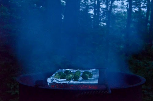 Grillin' Brussels Sprouts
