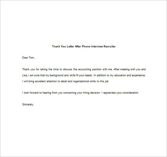 Thank You Letter After Hiring from lh3.googleusercontent.com