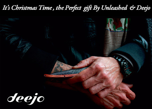 It's Christmas Time | Unleashed Knives Limited Edition, The perfect Gift... -