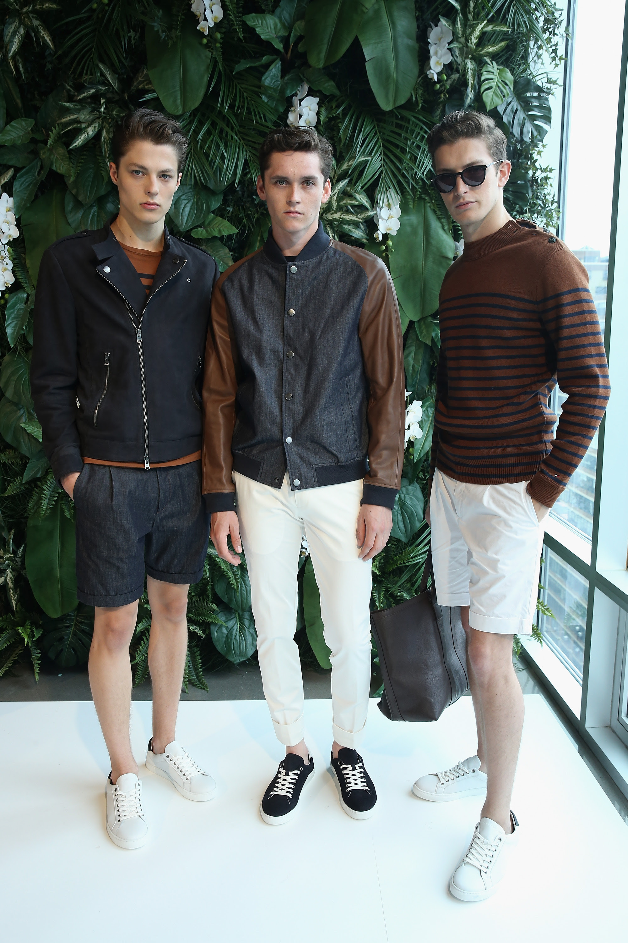 tommy hilfiger's spring 2016 men's collection