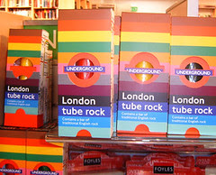 Sticks of Tube Rock