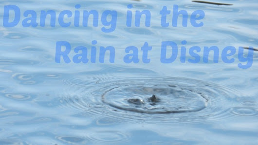 Dancing in the Rain at #Disney.  And a #Giveaway. | Femme Frugality