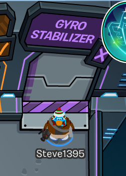 Club Penguin Operation Blackout Rooms