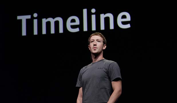 Facebook Growth Timeline
