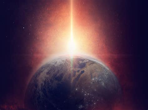 wallpaper earth cosmos milky  sun  space