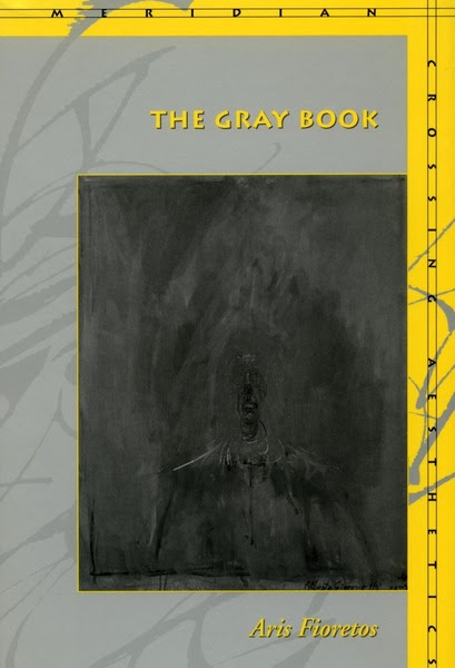 Cover of The Gray Book by Aris Fioretos