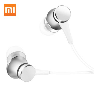 Original Xiaomi Piston In Ear Earphones Fresh Version -$5.89 Online Shopping| GearBest.com