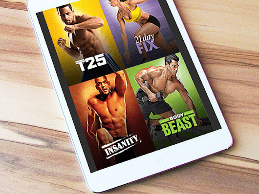 Burn Fat, Get Ripped & Reach Your Fitness Goals with Hundreds of Workouts!