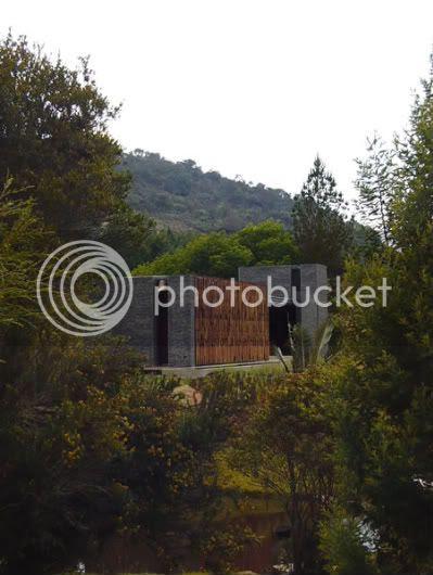 The chapel in La Calera 1