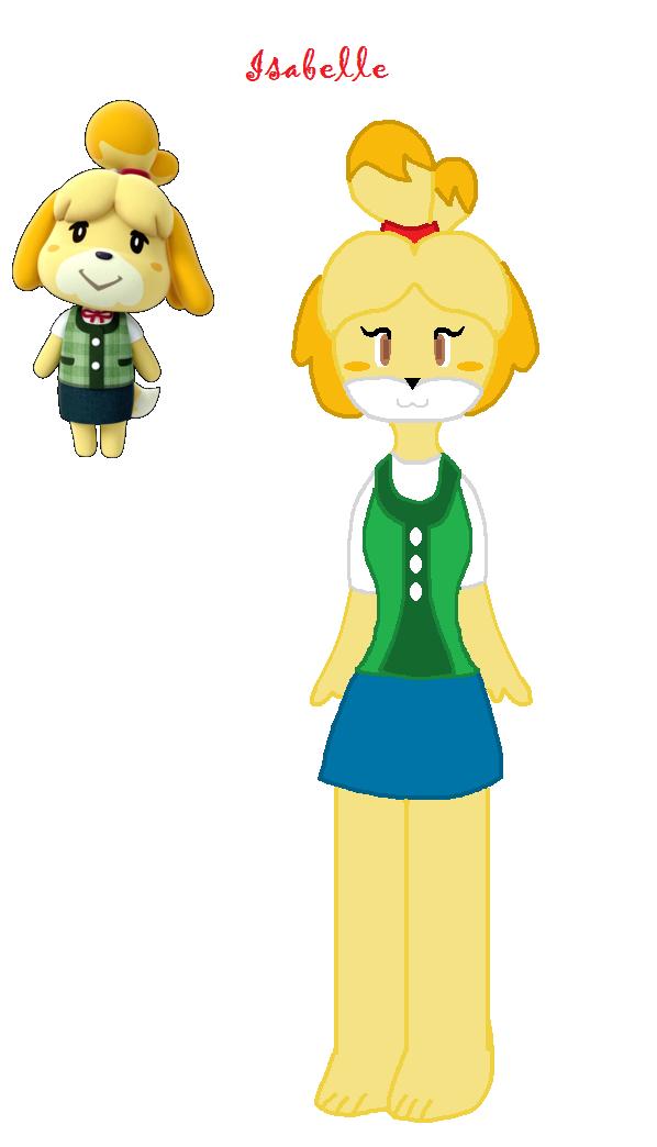 Isabelle - Animal Crossing by Rainbowdawn05 on DeviantArt