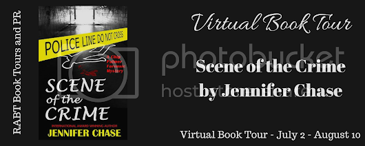 Book Tour: Scene of the Crime by @JChaseNovelist #review #mystery #suspense