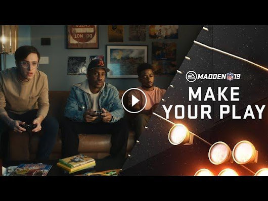 Madden 19 – Make Your Play Part 2 ft. Nicki Minaj, Quavo, Chris Redd, Lil Dicky
