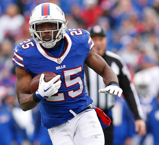 LeSean McCoy, Curtis Brinkley Reportedly Hospitalized 2 Off-Duty Police Officers
