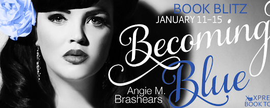 Becoming BLUE??? Book Blitz and $100 Giveaway!