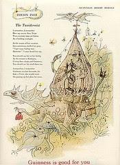 'Cousin Inez', para un libro ilustrado