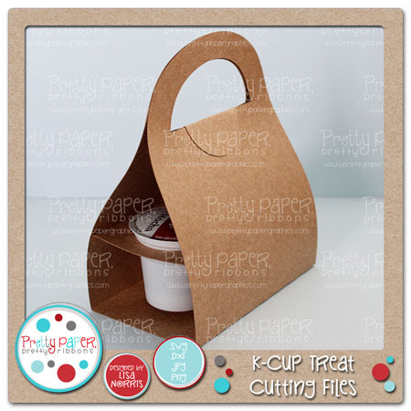 K-Cup Treat Cutting Files