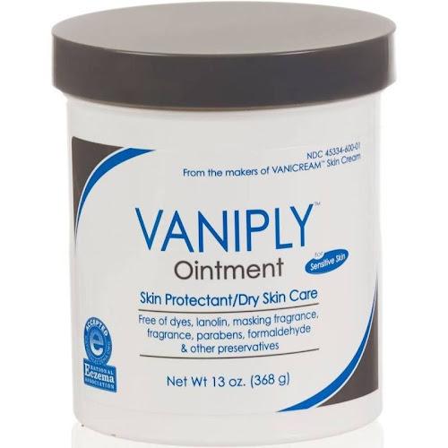 Vaniply Skin Protectant/Dry Skin Care Ointment - 13 oz jar