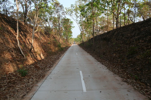 Howard Springs - Palmerston Bicycle path 2
