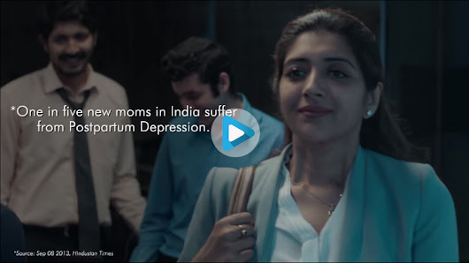#YourSecondHome: PregaNews Latest TVC on Postpartum Depression - Heart Bows & Makeup