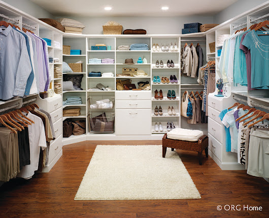 Top California Closet Design Trends of 2016