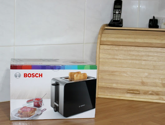 A Review Of The Bosch Sky Two Slice Toaster