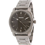 Fossil FS4774 Men's Machine Smoke Fashion Watch